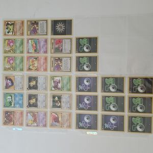 Lot of 29 Rare and Vintage Pokémon Cards